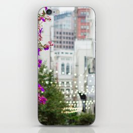 San Francisco Union Square iPhone Skin