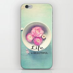 Beautiful iPhone & iPod Skin