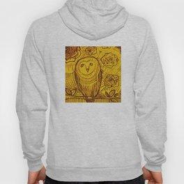 boreal owl Hoody