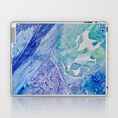 Water Scarab Fossil Under the Ocean, Environmental Laptop & iPad Skin