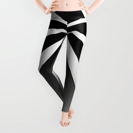 Black hole sun Leggings
