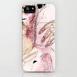 Subjektivität iPhone Case