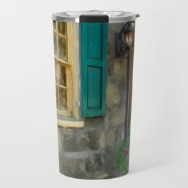 A Victorian Tea Room Travel Mug