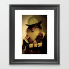 veteran Framed Art Print