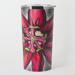 Passion Flower Pura Vida Travel Mug