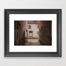 Pastels Framed Art Print