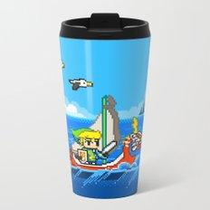 The Legend of Zelda: Wind Waker Advance Metal Travel Mug