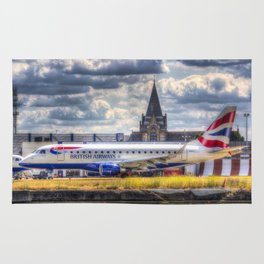 British Airways  Rug