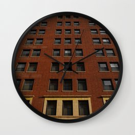 Flight after Flight Wall Clock