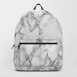 white marble IV Backpack