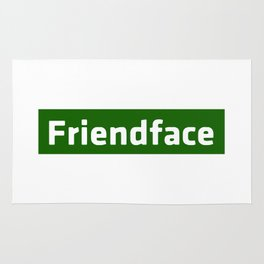 Friendface - The IT Crowd Rug