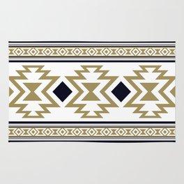 Aztec Ethnic Pattern Art N10 Rug