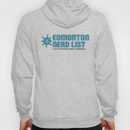 Edmonton Nerd List (Colour on light) Hoody