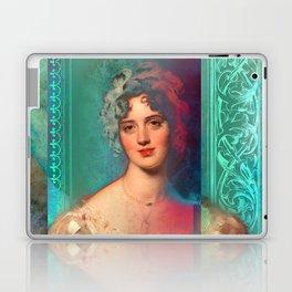 Quiet Porcelain Laptop & iPad Skin