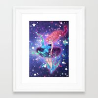 prism Framed Art Prints featuring Prism by Roots-Love
