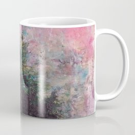 Beautiful tree on a Sailor Take Warning morning Coffee Mug