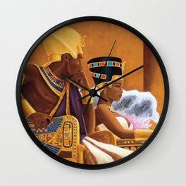 Remember The Times By Kolongi Wall Clock