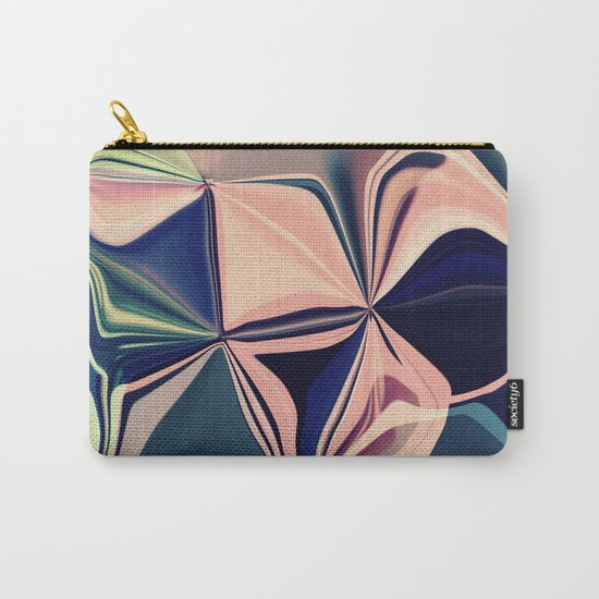 VIVID - Summer City Style #Abstract #Pastel #1  Carry-All Pouch