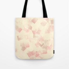 Deconstructed Butterfly Wings Tote Bag