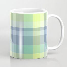 Summer Plaid 4 Coffee Mug