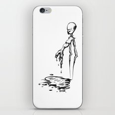 _human error iPhone & iPod Skin