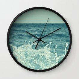 The Sea III. Wall Clock