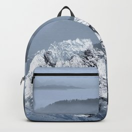 FOGGY BLUE MOUNTAINS Backpack