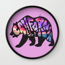 Cali Wall Clock