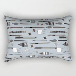 Art Store Haul Rectangular Pillow