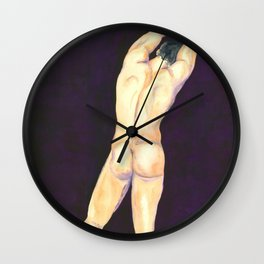 Surrender Wall Clock