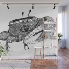The Fiddler (Crab) Wall Mural