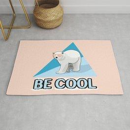 Be Cool Polar Bear Rug
