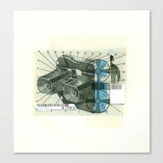 Viewmaster Canvas Print