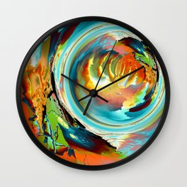 Southwestern Dream Wall Clock