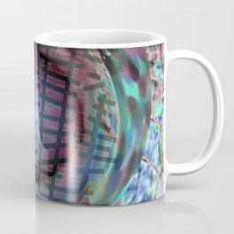 Rails in Space Coffee Mug