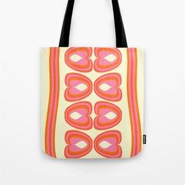 Psi Sixties Tote Bag