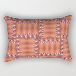 Retro De Luxe multi Rectangular Pillow