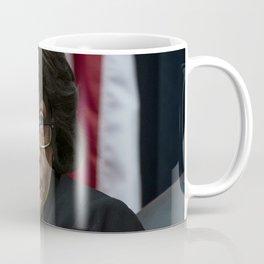 Maxine Waters - Black Culture - Black History Coffee Mug