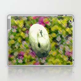 Lapin et de Fleurs Laptop & iPad Skin