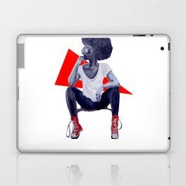 Red Kicks Laptop & iPad Skin