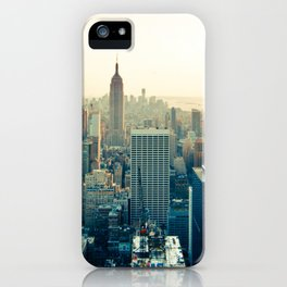 Good Evening New York City iPhone Case