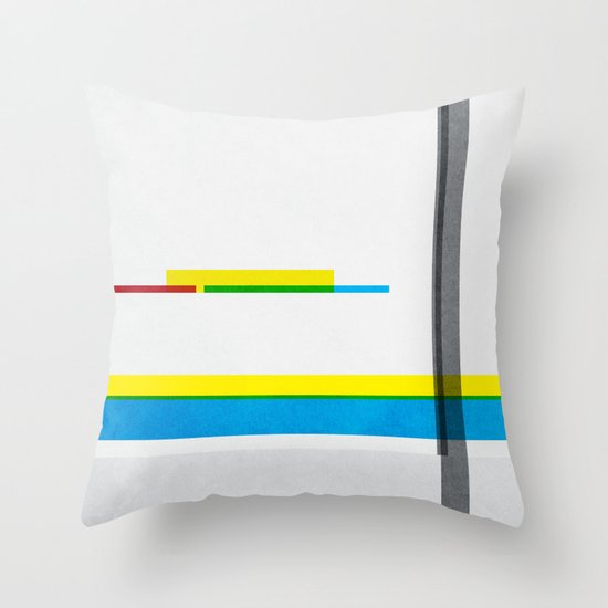 Tel Aviv 32.0833° N, 34.8000° E.  01 Throw Pillow