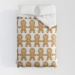 Gingerbread Cookies Pattern Comforters