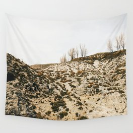 Arid landscape of Monachil, Spain - Travel photography Wall Tapestry
