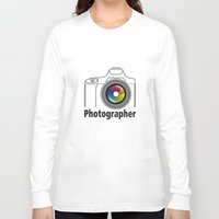 community Long Sleeve T-shirts featuring Photographer Community by Jatmika jati