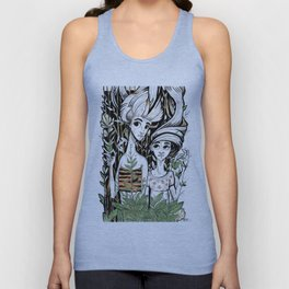 The Treehuggers Unisex Tank Top