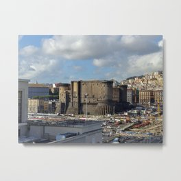 Castle Nuovo Metal Print