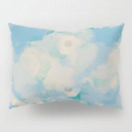 Blue skies, sweet dreams Pillow Sham