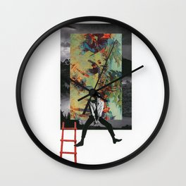 Think Wall Clock