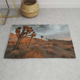 Desert Cacti 3 Rug
